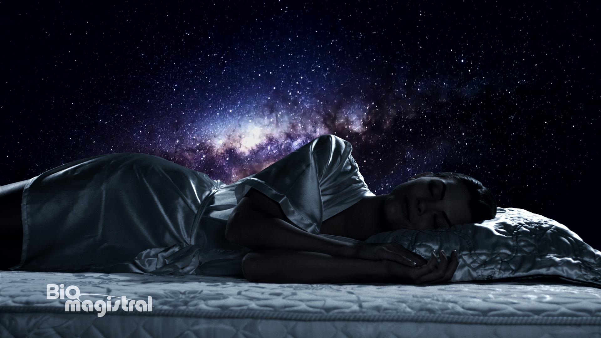Por que é necessário dormir no Escuro?